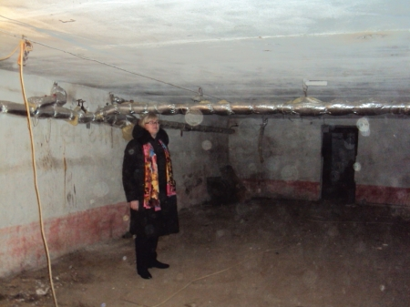 В поселке Орджоникидзе проверяют подвалы