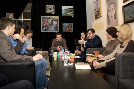 Роман Устинов: «Администрация города Феодосии окажет максимальное содействие местным предпринимателям»