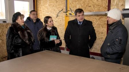 Заместитель Главы администрации Феодосии Роман Устинов продолжает встречи с предпринимателями