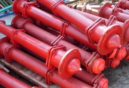 В Щебетовке отремонтируют пожарные гидранты