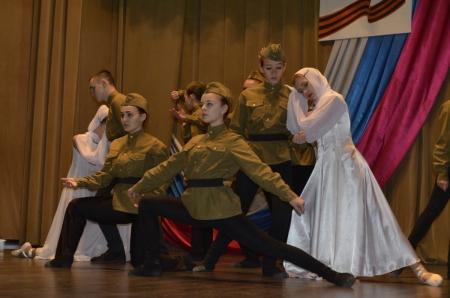 Феодосия отметила День защитника Отечества