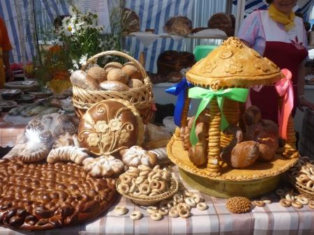 В Феодосии состоялась традиционная сельскохозяйственная ярмарка