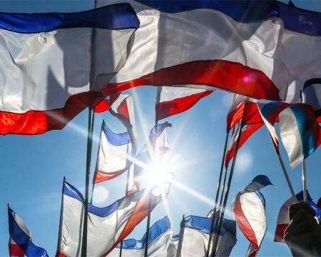 Афиша мероприятий, посвященных третьей годовщине Воссоединения Крыма с Россией