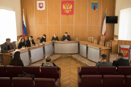 В Администрации города состоялся конкурс на замещение должности муниципальной службы