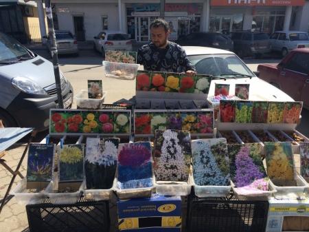В Феодосии выявлены факты торговли в неустановленных местах