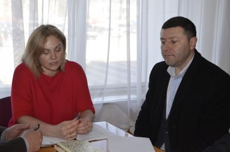 Поселок Щебетовка посетила Комиссия по мониторингу готовности к курортному сезону 2017 года