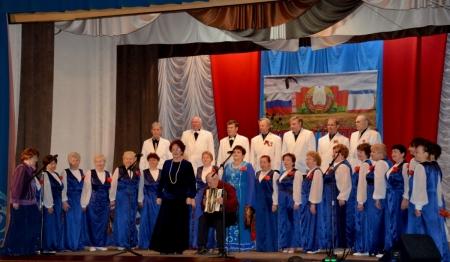 «Родныя напевы» прозвучали в поселке Приморский