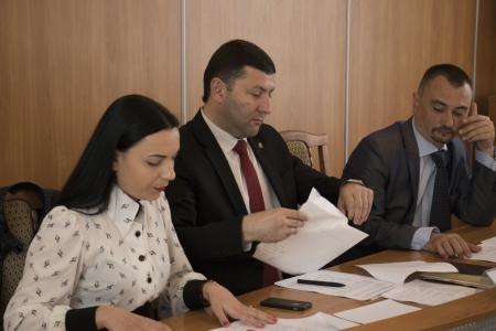 В Администрации Феодосии  состоялся конкурс на право заключения договоров о благоустройстве пляжей