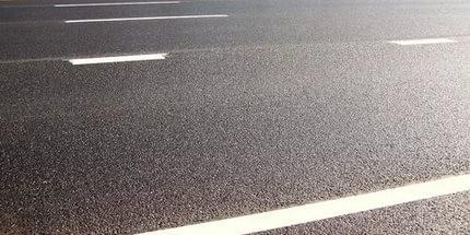 Сотрудники отдела транспорта обследовали дорожное покрытие