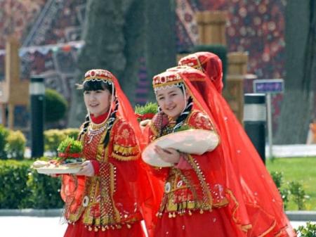 В Феодосии отметили праздник Навруз Байрам