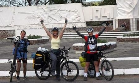 Участники патриотического велопробега «Сталинград – Севастополь» посетят Феодосию