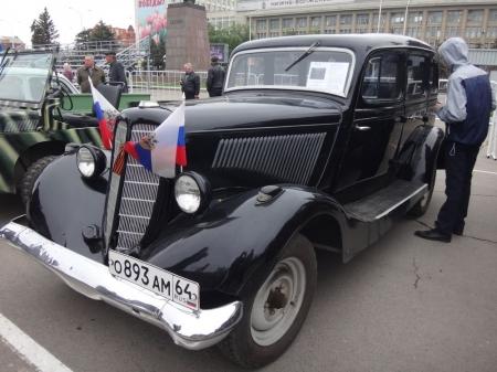 Выставка авто и мотоциклов 60-80 годов прошлого века откроется в Феодосии