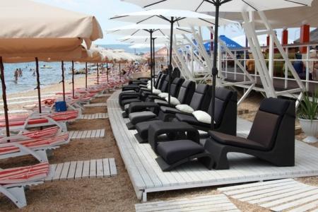 Власти Феодосии назвали лучшими в регионе пляжи «Алые паруса» и «117 километр»