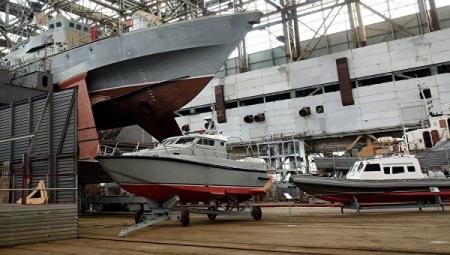 Руководство феодосийского завода «Море» планирует к осени завершить капработы по модернизации корпусного цеха