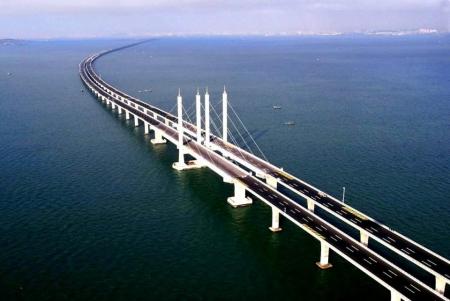 Russia Today представила панорамную реконструкцию Крымского моста (ВИДЕО)