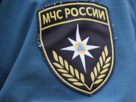 Пиротехники МЧС обнаружили на территории Мекензиевых гор останки красноармейца