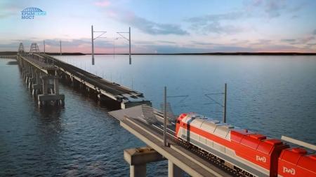 Минкульт РФ объявил госзаказ на документальный фильм о строительстве Крымского моста