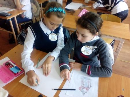 Школьники города Феодосия играли в