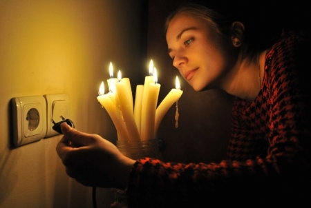 Появился график отключения света в Феодосии в ноябре