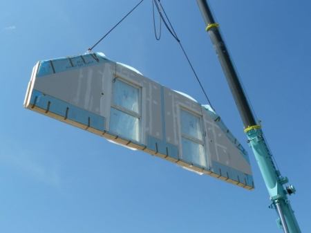 Феодосийские власти рассматривают возможность постройки нового дома для погорельцев из Коктебеля