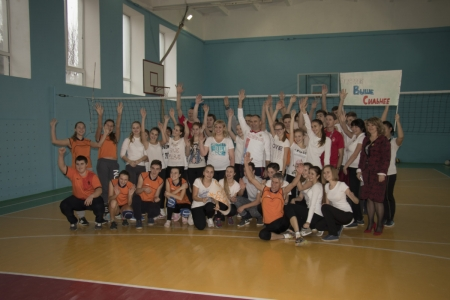 16 января, состоялось торжественное открытие отремонтированного спортзала в школе № 7 поселка Приморский.