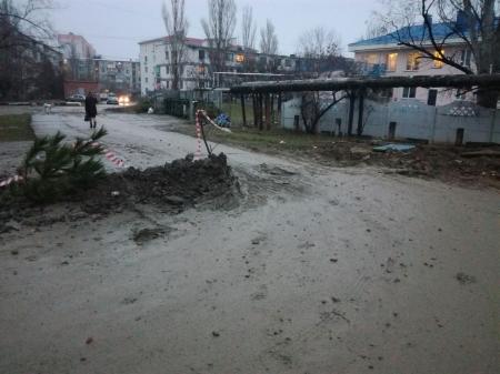Как креативно видят ремонт по ул. Гарнаева 72 жители Феодосии