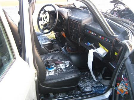 Один человек погиб и четверо пострадали в столкновении иномарок на Феодосийской трассе