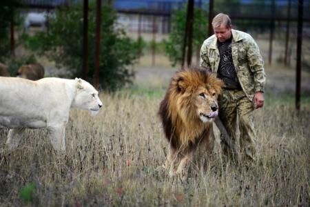 29-летний мужчина погиб на территории парка львов «Тайган»