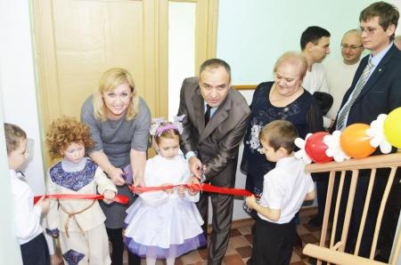 Дополнительные группы на 48 мест открыты в детском саду феодосийского села Береговое