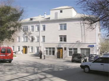 Феодосийская горбольница завершила ремонт хирургического отделения