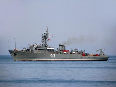 Командующий войсками ЮВО проинспектирует подразделения Черноморского флота