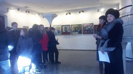 Феодосийского музея Александра Грина продолжает приобщать детей к искусству (Фото)