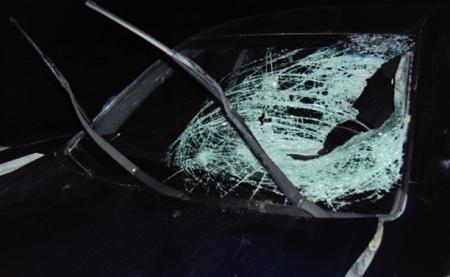 12 февраля в Феодосии снова сбили пешехода.