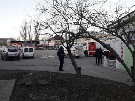 Сегодня в Феодосии опять искали бомбу