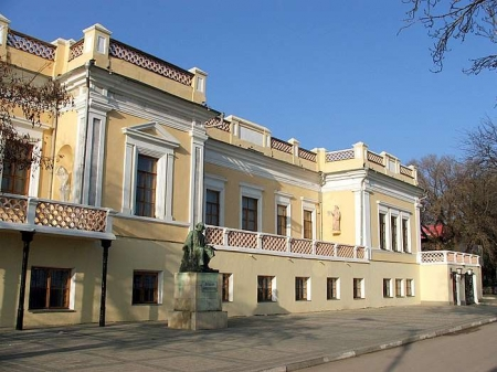 Феодосийская галерея Айвазовского откроет выставку одной картины к 23 февраля