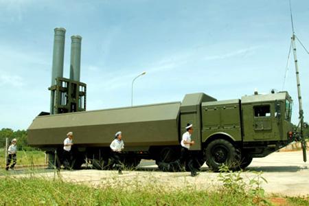 Черноморский флот сосредоточил дивизионы береговых ракетных комплексов на побережье Крыма