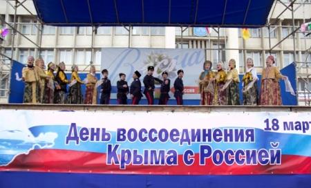 Традиционный патриотический автопробег состоится в Феодосии в честь годовщины Крымской весны